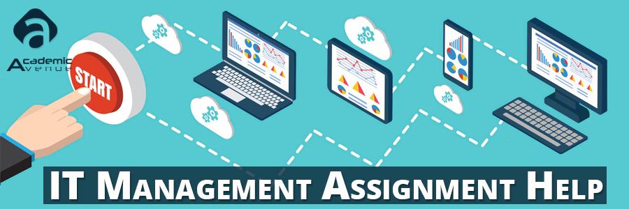 IT Management Assignment Help US UK Canada Australia New Zealand