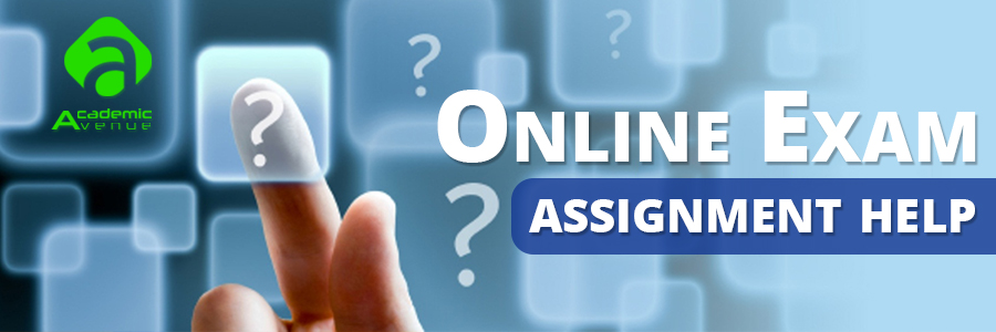 Online Exam Assignment Help US UK Canada Australia New Zealand